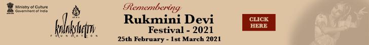Rukmini Devi Festival 2021