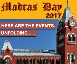 Madras day 2017