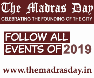 Madras day celebration 2019