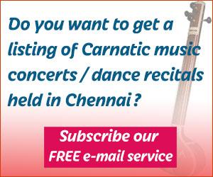 Chennai's daily kutcheries