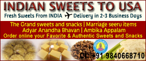 Indian Sweets to USA.com
