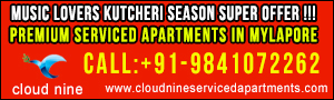Cloudnine serviced apartment