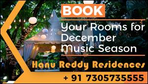 Hanu Reddy Residences
